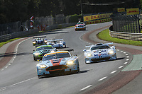 ASTON MARTIN - PORSCHE 911 GT1