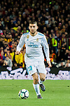 Mateo Kovacic of Real Madrid in action during the La Liga 2017-18 match between FC Barcelona and Real Madrid at Camp Nou on May 06 2018 in Barcelona, Spain. Photo by Vicens Gimenez / Power Sport Images