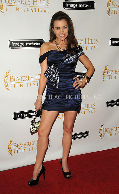 WWW.ACEPIXS.COM . . . . . ....April 6 2011, Los Angeles....Alicia Arden arriving at the 11th Annual International Beverly Hills Film Festival Opening Night on April 6, 2011 in Beverly Hills, CA....Please byline: PETER WEST - ACEPIXS.COM....Ace Pictures, Inc:  ..(212) 243-8787 or (646) 679 0430..e-mail: picturedesk@acepixs.com..web: http://www.acepixs.com