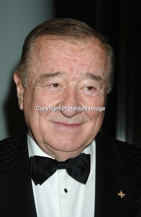 Sirio Maccioni, owner of Le Cirque..arriving at the party thrown by Kathy and Rick Hilton for ..their daughter Paris Hilton for her new perfume on June 14, 2006 at Le Cirque. ..Robin Platzer, Twin Images..