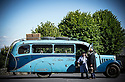 9/07/18 - LAVASTRIE - CANTAL - FRANCE - Essais car CITROEN P32 carrosserie GRANGE de 1937 - Photo Jerome CHABANNE