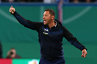 Trainer Pal Dardai <br /> Sport / Fußball Fussball / DFB Pokal 1. Runde 3.Liga Bundesliga / Saison 2017/2018 / 14.08.2017 / FC Hansa Rostock FCH vs. Hertha BSC Berlin  *** Local Caption *** © pixathlon +++ tel. +49 - (040) - 22 63 02 60 - mail: info@pixathlon.de