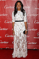PALM SPRINGS, CA - JANUARY 04: Actress Naomie Harris arrives at the 25th Annual Palm Springs International Film Festival Awards Gala held at Palm Springs Convention Center on January 4, 2014 in Palm Springs, California. (Photo by Xavier Collin/Celebrity Monitor)