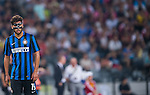 Taider Saphir of FC Internazionale Milano looks on during the AC Milan vs FC Internacionale as part of the International Champions Cup 2015 at the looks onnggang Stadium on July 25, 2015 in Shenzhen, China.  Photo by Aitor Alcalde / Power Sport Images