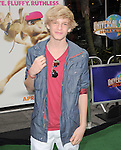 Cody Simpson at The Universal Pictures' World Premiere of HOP held at Universal City Walk in Universal City, California on March 27,2011                                                                               © 2010 Hollywood Press Agency