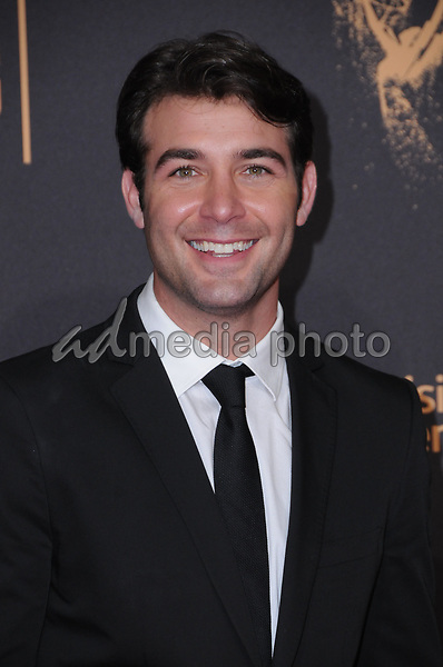 10 September  2017 - Los Angeles, California - James Wolk. 2017 Creative Arts Emmys - Arrivals held at Microsoft Theatre L.A. Live in Los Angeles. Photo Credit: Birdie Thompson/AdMedia