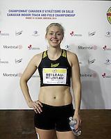March 15, 2014 - AC indoor Open - day 2 - Karine Belleau-Beliveau