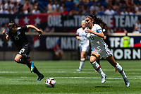 Harrison, NJ - Sunday May 26, 2019:  During an international friendly match between the women's national teams of the United States and Mexico at Red Bull Arena.