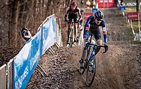 Toon Aerts (BEL/Baloise-Trek Lions)<br /> <br /> 2021 GP Sven Nys in Baal (BEL)<br /> <br /> ©kramon