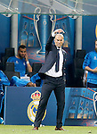 Real Madrid's coach Zinedine Zidane during UEFA Champions League 2015/2016 Final match.May 28,2016. (ALTERPHOTOS/Acero)