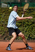 16-8-06,Amsterdam, Tennis, NK, First round match, Romano Frantzen