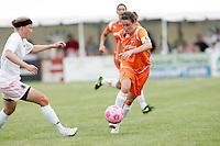 Heather O'Reilly...Saint Louis Athletica defeated Sky Blue FC 1-0 at Anheuser-Busch Soccer Park, Saint Louis, MO.