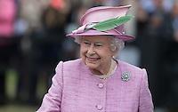 Polo - The Queen's Cartier Cup - 14/06/2015
