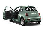 Car images of 2016 Fiat 500 Sport 3 Door Hatchback Doors