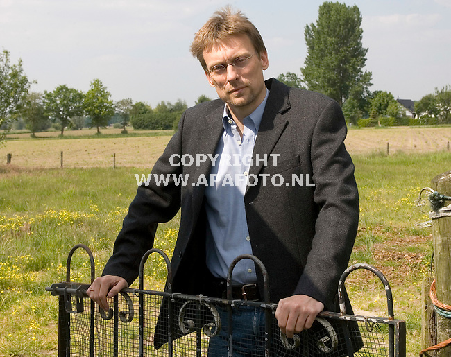 Renswoude 210508 Prof. helsloot<br /> Foto Frans Ypma APA-foto
