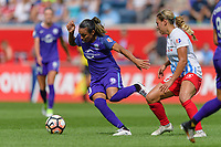 Bridgeview, IL - Saturday July 22, 2017: Marta Vieira Da Silva during a regular season National Women's Soccer League (NWSL) match between the Chicago Red Stars and the Orlando Pride at Toyota Park.