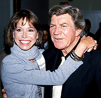 Mary Tyler Moore Robert Preston 1980s Photo by Adam Scull-PHOTOlink.net