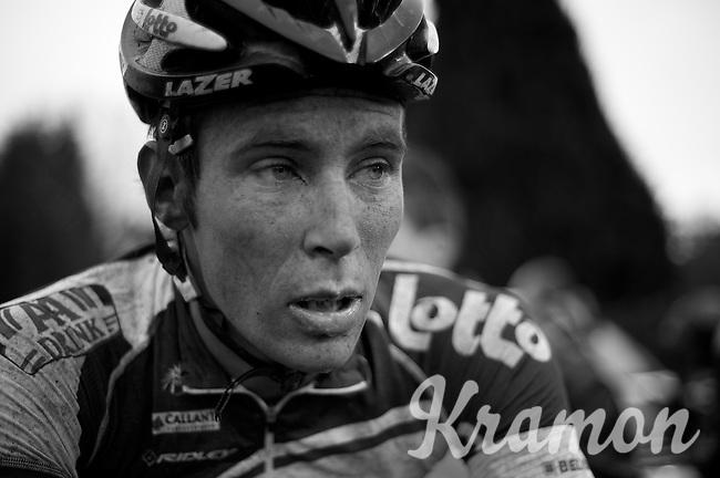 Brabantse Pijl 2012.Leuven-Overijse: 195,7km..Brian Bulgac