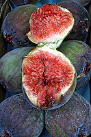 Alimentos. Frutas. Figos. Foto de Manuel Lourenço.