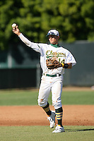 April 7, 2010: Christian Lopes of Edison High School during National Classic Tournament in Anaheim,CA.  Photo by Larry Goren/Four Seam Images