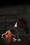 BAD SEEDS....Choregraphie : BONICEL Laure..Decor : PALSRUD Hege BONICEL Laure..Lumiere : FOUASSIER Yannick..Costumes : PALSRUD Hege BONICEL Laure..Avec :..CHEREAU Jonas..CLOEZ Ondine..DUPIN Raphael..FOURNIER Madeleine..GARRIGUES Pep..HAMON Florent..HEDMAN Hanna..HEISIG Hermann..KAKLEA Lenio..SUISALU Nele..Lieu : Centre Georges Pompidou..Ville : Paris..Le : 03 02 2009..© Laurent Paillier / www.photosdedanse.com..All rights reserved