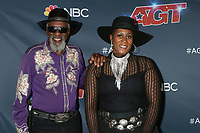 """LOS ANGELES - SEP 3:  Robert Finley, daughter at the """"America's Got Talent"""" Season 14 Live Show Red Carpet at the Dolby Theater on September 3, 2019 in Los Angeles, CA"""