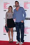 06.09.2012. Vogue Fashion´S Night Out Madrid. In the image Lujan Arguelles and Benjamin de la Fuente (Alterphotos/Marta Gonzalez)