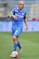Massimo Maccarone Empoli <br /> Empoli 04-10-2015 Stadio Castellani Football Calcio Serie A 2015/2016 Empoli - Sassuolo Foto Andrea Staccioli / Insidefoto