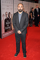 """director, Ritesh Batra<br /> arriving for the premiere of """"The Sense of an Ending"""" at the Picturehouse Central, London.<br /> <br /> <br /> ©Ash Knotek  D3244  06/04/2017"""