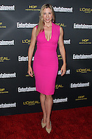WEST HOLLYWOOD, CA, USA - AUGUST 23: Mira Sorvino arrives at the 2014 Entertainment Weekly Pre-Emmy Party held at the Fig & Olive on August 23, 2014 in West Hollywood, California, United States. (Photo by Xavier Collin/Celebrity Monitor)