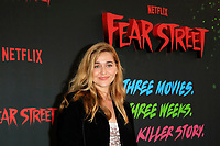 LOS ANGELES - JUN 28:  Jessi Case at Netflix's Fear Street Triology Premiere at the LA STATE HISTORIC PARK on June 28, 2021 in Los Angeles, CA