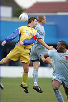 Grays Athletic vs Weston-super-Mare - Nationwide Conference South at the New Rec - 22/01/05 - MANDATORY CREDIT: Gavin Ellis/TGSPHOTO