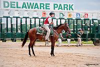 Colby Lavergne at Delaware Park on 6/24/13