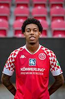 16th August 2020, Rheinland-Pfalz - Mainz, Germany: Official media day for FSC Mainz players and staff; Jean-Paul Boetius FSV Mainz 05