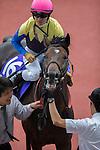 JUN 28 ,2015: Lovely Day,ridden by Yuga Kawada,wins the Takarazuka Kinen at Hanshin in Hyogo,Japan. Kazushi Ishida/ESW/CSM
