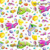 Ingrid, EASTER, OSTERN, PASCUA, gift wraps, Geschenkpapier, papel de regalo, paintings+++++,USISSP05W,#E#