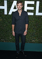 BEVERLY HILLS, CA, USA - OCTOBER 02: Benjamin Eidem arrives at Michael Kors Launch Of Claiborne Swanson Franks's 'Young Hollywood' Book held at a Private Residence on October 2, 2014 in Beverly Hills, California, United States. (Photo by Xavier Collin/Celebrity Monitor)