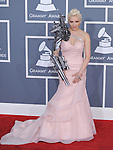 Sasha Gradiva attends The 54th Annual GRAMMY Awards held at The Staples Center in Los Angeles, California on February 12,2012                                                                               © 2012 DVS / Hollywood Press Agency