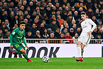 Fede Valverde of Real Madrid during La Liga match between Real Madrid and Real Sociedad at Santiago Bernabeu Stadium in Madrid, Spain. February 06, 2020. (ALTERPHOTOS/A. Perez Meca)