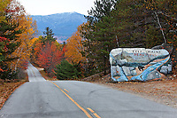 Maine, Baxter State Park