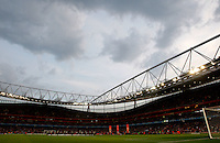 A general view of The Emirates stadium - Arsenal vs Villarreal - UEFA Champions League Quarter-Final 2nd Leg at the Emirates Stadium, London - 15/04/09 - MANDATORY CREDIT: Joseph Toth/TGSPHOTO - Self billing applies where appropriate - 0845 094 6026 - contact@tgsphoto.co.uk - NO UNPAID USE.