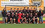 Waikato Team Photo. Men's U18 Hockey Nationals, Gallagher Hockey Centre, Hamilton. Sunday 11 July 2021. Photo: Simon Watts/www.bwmedia.co.nz