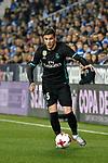 Leganes vs Real Madrid Theo Hernandez during Copa del Rey  match. A quarter of final go. 20180118.