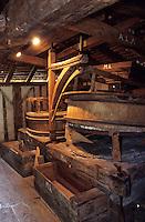 Europe/France/Aquitaine/40/Landes/Parc Naturel Régional des Landes de Gascogne/Marquèze (écomusée de la Grande Lande): Le moulin