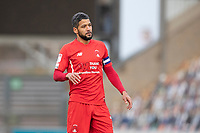 Jobi McAnuff, Leyton Orient during Colchester United vs Leyton Orient, Sky Bet EFL League 2 Football at the JobServe Community Stadium on 14th November 2020