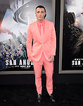 Colton Haynes attends The Warner Bros. Pictures World Premiere of San Andreas held at the TCL Chinese Theatre  in Hollywood, California on May 26,2015                                                                               © 2015 Hollywood Press Agency