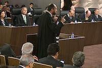 BRASILIA, DF, 07.10.2015 - TCU-CONTAS -  O advogado-geral da Uniao, Luis Inacio Adams, durante sessão para análise das contas públicas do Governo da presidente Dilma Rousseff de 2014,na sede do Tribunal de Contas da União em Brasilia nesta quarta-feira, 07.(Foto:Ed Ferreira / Brazil Photo Press)