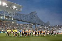Philadelphia Union vs Houston Dynamo August 06 2011