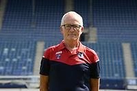 VOETBAL: HEERENVEEN: 18-08-2020, SC Heerenveen portret Catrinus Stoker                               (materiaalman), ©foto Martin de Jong