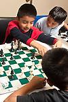 Education chess afterschool program